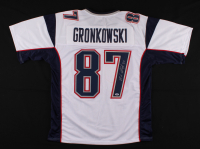Rob Gronkowski Signed Jersey (PSA COA) at PristineAuction.com