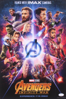 "Tom Holland Signed ""Avengers - Infinity War"" 13x19 Movie Poster (JSA COA) at PristineAuction.com"