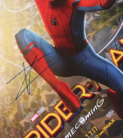 "Tom Holland Signed ""Spider Man: Far From Home"" Movie 11x17 Poster (JSA COA) at PristineAuction.com"