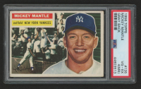Mickey Mantle 1956 Topps #135 (PSA 4) (MK) at PristineAuction.com