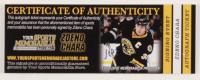 Zdeno Chara Signed Hockey Stick Blade (Chara COA) at PristineAuction.com