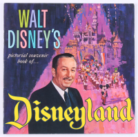 Original 1965 Disneyland Pictorial Souvenir & Guide Book at PristineAuction.com