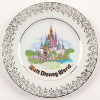 Vintage Walt Disneyworld Dish at PristineAuction.com