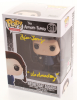 "Lisa Loring Signed ""The Addams Family"" - Wednesday Addams #811 Funko Pop! Vinyl Figure Inscribed ""Wednesday"" (JSA COA) at PristineAuction.com"