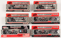 Lot of (6) LE Dale Earnhardt Sr. Super Star Goodwrench Die Cast Cars at PristineAuction.com