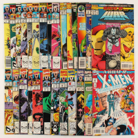 """Lot of (27)  """"What If"""" Marvel Comic Books at PristineAuction.com"""
