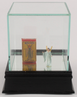 "1960 Disney Elegant Miniatures 1"" Blue Fairy Figurine with High-Quality Display Case & Original Box at PristineAuction.com"