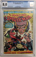 """1974 """"The Amazing Spider-Man"""" Issue #138 Marvel Comic Book (CGC 8.0) at PristineAuction.com"""