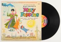 "Vintage 1964 Walt Disney ""Mary Poppins"" Vinyl LP Record Album at PristineAuction.com"