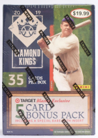 2019 Panini Diamond Kings Baseball Blaster Box of (7) Packs at PristineAuction.com