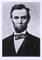 "Historical Photo Archive - Abraham Lincoln ""Gettysburg Portrait"" Limited Edition 16x22 Fine Art Giclee on Paper #14 / 375 (PA LOA) at PristineAuction.com"