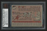 Roger Maris 1958 Topps #47 RC (BVG 7) at PristineAuction.com
