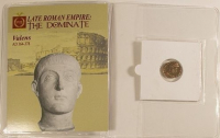 Valens Roman Bronze Coin AD 364-378 at PristineAuction.com