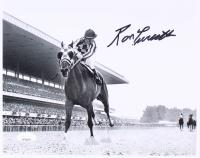 Ron Turcotte Signed 8x10 Photo (JSA COA) at PristineAuction.com