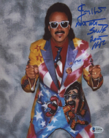 "Jimmy Hart Signed WWE 8x10 Photo Inscribed ""Mouth of the South"" & ""2005 HOF"" (Beckett COA) at PristineAuction.com"