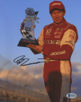 Bill Elliott Signed NASCAR 8x10 Photo (Beckett COA) at PristineAuction.com