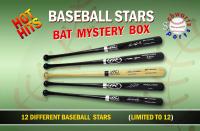 Schwartz Sports Hot Hits Baseball Star Signed Baseball Bat Mystery Box – Series 2 (Limited to 15) at PristineAuction.com