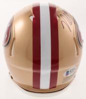 Nick Bosa Signed 49ers Speed Mini Helmet (Beckett COA) at PristineAuction.com