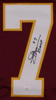 "Joe Theismann Signed Jersey Inscribed ""83 MVP"" (JSA COA) at PristineAuction.com"