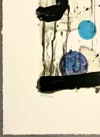"Tom Everhart Signed 2004 ""Beauty Sleep"" 25x57.5 LE Lithograph (PA LOA) at PristineAuction.com"