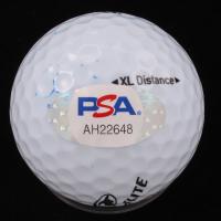 Nick Faldo Signed Top Elite Golf Ball (PSA Hologram) at PristineAuction.com