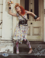Cyndi Lauper Signed 8x10 Photo (Beckett COA) at PristineAuction.com