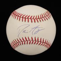 Dustin Ackley Signed OML Baseball (PSA COA & TriStar Hologram) at PristineAuction.com