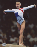 Shannon Miller Signed Team USA 8x10 Photo (Beckett COA) at PristineAuction.com