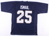 "Raghib ""Rocket"" Ismail Signed Jersey (JSA COA) at PristineAuction.com"