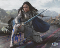 "Tessa Thompson Signed ""Thor: Ragnarok"" 8x10 Photo (Beckett COA) at PristineAuction.com"