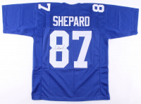 Sterling Shepard Signed Jersey (JSA COA) at PristineAuction.com