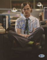 "Matthew Gray Gubler Signed ""Criminal Minds"" 8x10 Photo (Beckett COA) at PristineAuction.com"