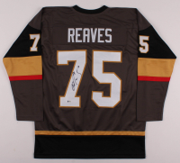 Ryan Reaves Signed Jersey (Beckett COA) at PristineAuction.com