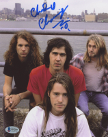 Chad Channing Signed Nirvana 8x10 Photo (Beckett COA) at PristineAuction.com