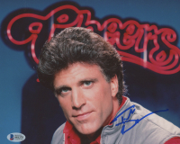 "Ted Danson Signed ""Cheers"" 8x10 Photo (Beckett COA) at PristineAuction.com"