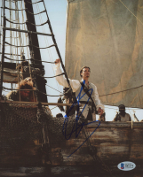 """Orlando Bloom Signed """"Pirates of the Caribbean"""" 8x10 Photo (Beckett COA) at PristineAuction.com"""
