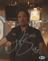 """Kim Coates Signed """"Sons of Anarchy"""" 8x10 Photo Inscribed """"Tig"""" (Beckett COA) at PristineAuction.com"""