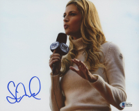 Erin Andrews Signed 8x10 Photo (Beckett COA) at PristineAuction.com