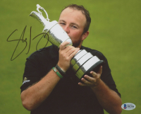 Shane Lowry Signed 8x10 Photo (Beckett COA) at PristineAuction.com