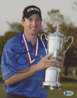 Jim Furyk Signed 8x10 Photo (Beckett COA) at PristineAuction.com