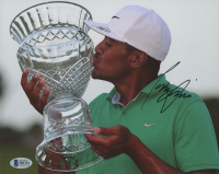 Tony Finau Signed 8x10 Photo (Beckett COA) at PristineAuction.com