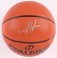 James Harden Signed NBA Game Ball Series Basketball (Beckett COA) at PristineAuction.com