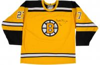 Bobby Orr Signed LE Bruins Rookie Jersey (PSA COA & Orr Hologram) at PristineAuction.com