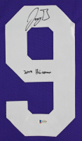 "Joe Burrow Signed Jersey Inscribed ""2019 Heisman"" (Beckett COA) at PristineAuction.com"