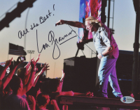 """Lou Gramm Signed 8x10 Photo Inscribed """"All the Best!"""" (Beckett COA) at PristineAuction.com"""