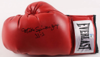 "Michael Spinks Signed Everlast Boxing Glove Inscribed ""Jinx"" & ""31-1"" (AWM COA) at PristineAuction.com"