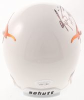 "Ricky Williams Signed Texas Longhorns Mini Helmet Inscribed ""HT 98"" (JSA COA) at PristineAuction.com"