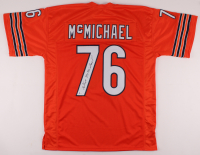 Steve McMichael Signed Jersey (Beckett COA) at PristineAuction.com