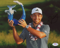 Xander Schauffele Signed 8x10 Photo (PSA COA) at PristineAuction.com
