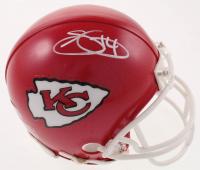 Sammy Watkins Signed Chiefs Mini Helmet (Beckett COA) at PristineAuction.com